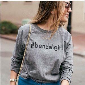 Limited edition henri bendel girl sweatshirt